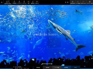 沖縄美ら海水族館HP